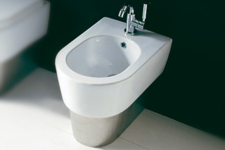 Mini Link bidet  by  Ceramica Flaminia