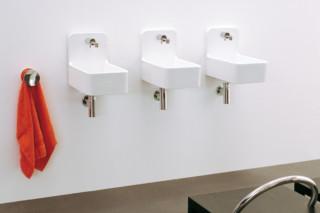 Miniwash 25 basin  by  Ceramica Flaminia