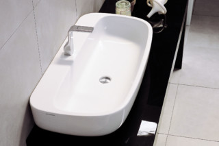 Mono` 100 basin  by  Ceramica Flaminia