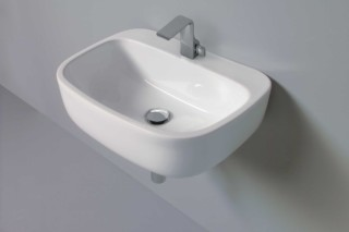 Mono` 54 basin  by  Ceramica Flaminia