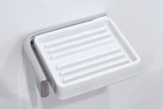 Noke` Soap dish  by  Ceramica Flaminia