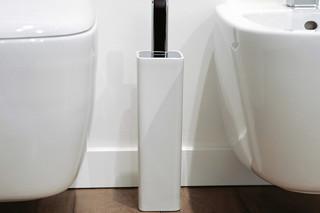 Noke` WC-Bürstenhalter  von  Ceramica Flaminia