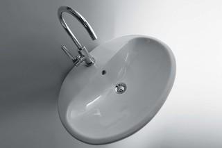 Nuda 60 Waschtisch  von  Ceramica Flaminia