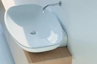 Nuda 85 Waschtisch  von  Ceramica Flaminia
