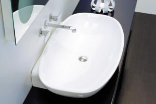 Nuda 95 Waschtisch  von  Ceramica Flaminia