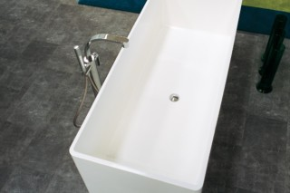 One bath mixer free-standing  by  Ceramica Flaminia