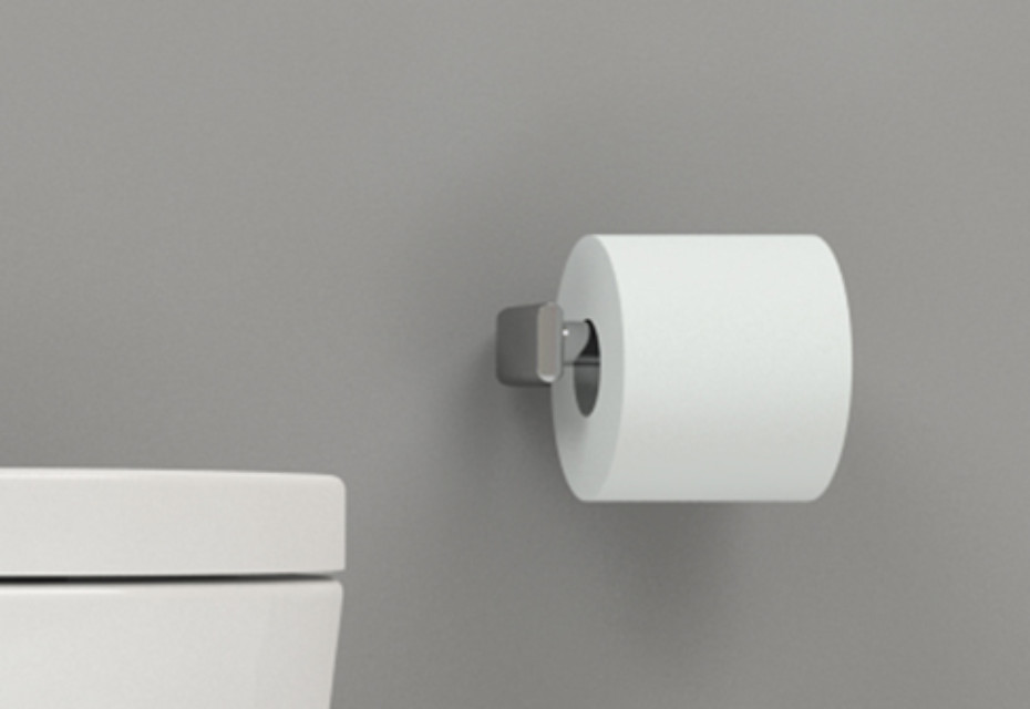 Quick Toilet paper holder