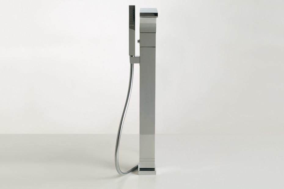 SI bath mixer free-standing