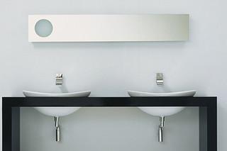 SI wall mounted bath mixer  by  Ceramica Flaminia