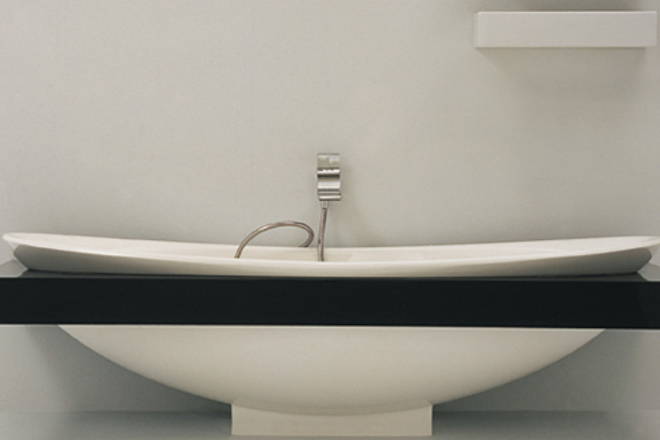 SI wall mounted bath mixer