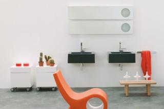 Simple 150 Spiegel  von  Ceramica Flaminia