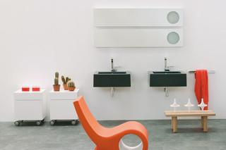 Simple 150 mirror  by  Ceramica Flaminia