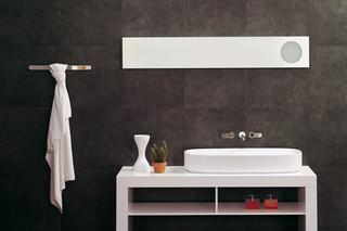Simple 180 mirror  by  Ceramica Flaminia