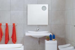 Simple 70 mirror  by  Ceramica Flaminia