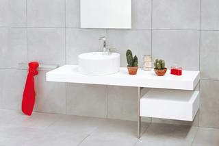 Twin Set 52 Waschtisch  von  Ceramica Flaminia