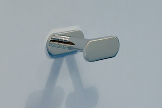Two 10 towel holder  by  Ceramica Flaminia