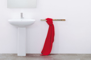 Two 45 towel holder  by  Ceramica Flaminia
