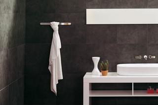 Two 60 Handtuchhalter  von  Ceramica Flaminia