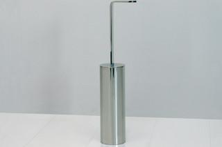 Two WC-Bürstenhalter  von  Ceramica Flaminia