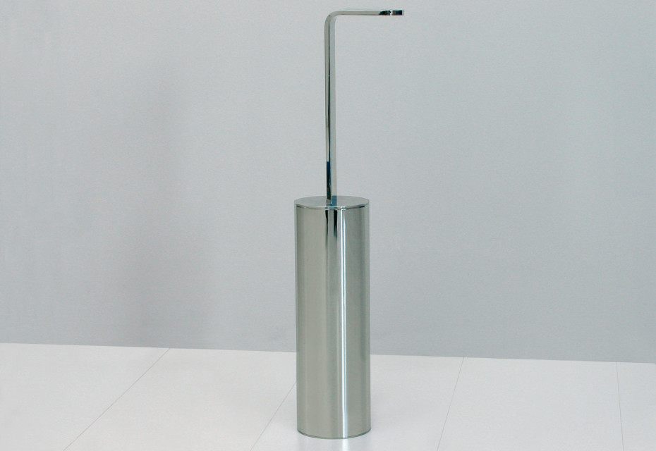 Two WC-Bürstenhalter