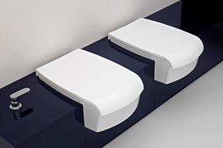 Una WC  von  Ceramica Flaminia