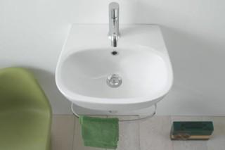Affetto Waschtisch klein  von  Ceramica Globo