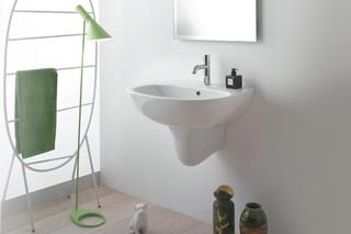 Affetto Waschtisch wandhängend  von  Ceramica Globo