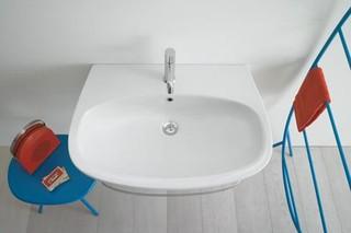 Affetto washbasin  by  Ceramica Globo