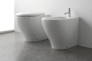 Bowl Toilette und Bidet  von  Ceramica Globo