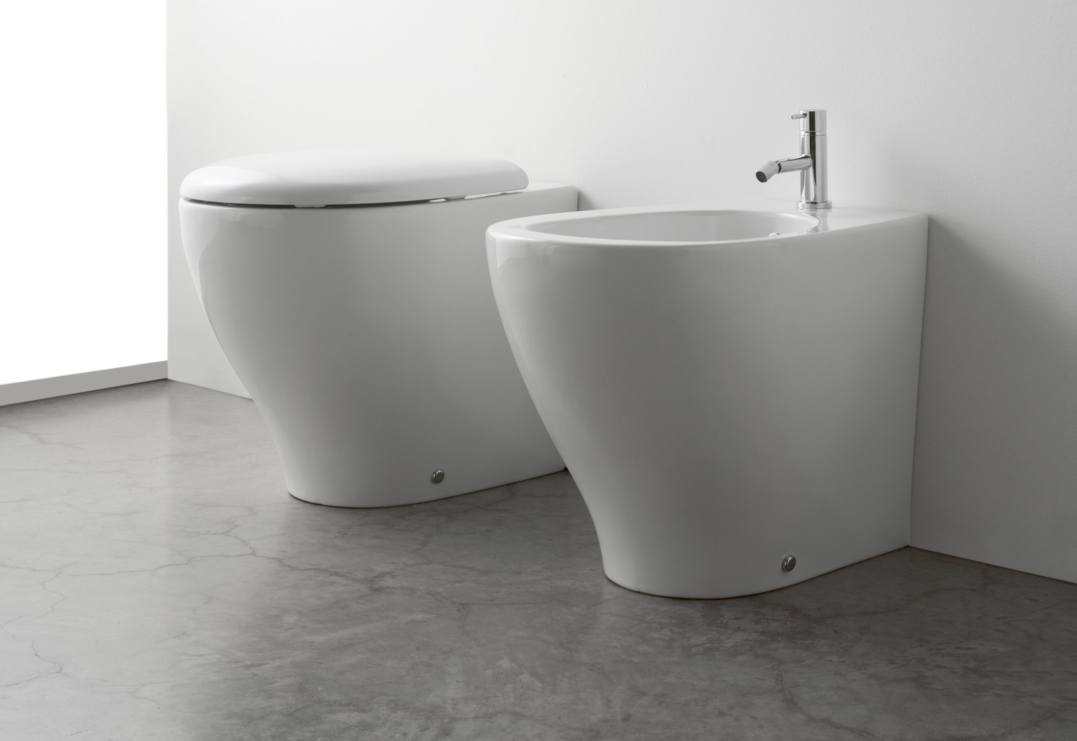 Bowl Ceramica Globo.Bowl Floor Mounted Pan And Bidet By Ceramica Globo Stylepark
