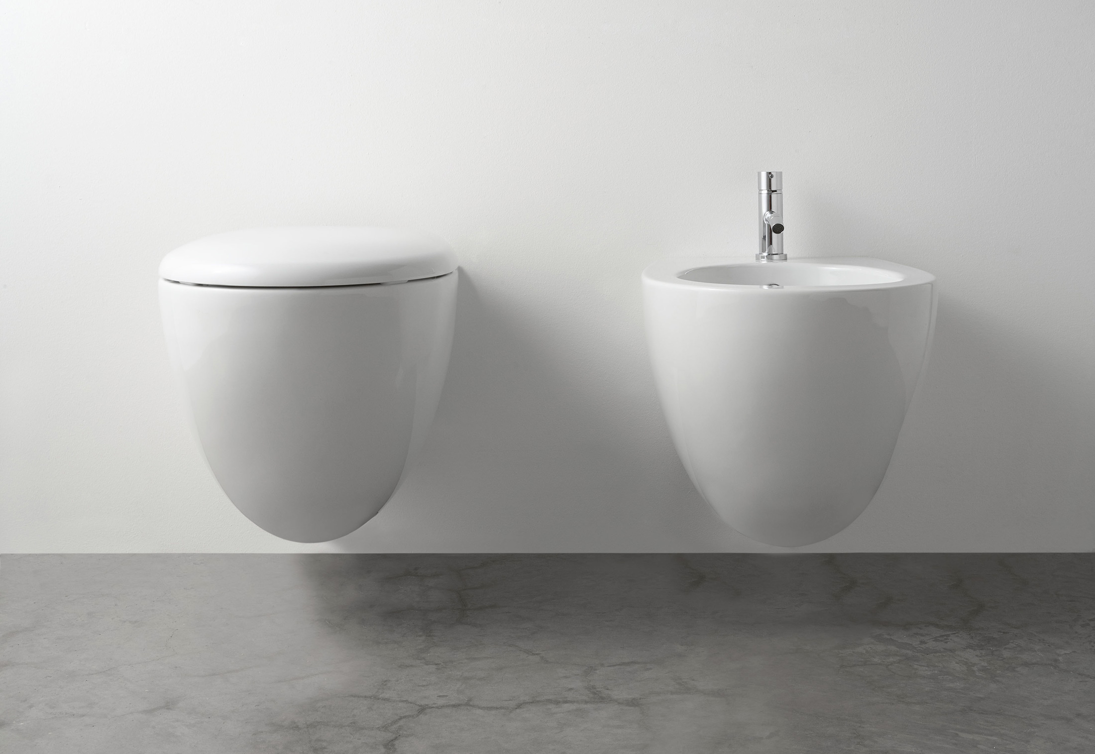 Bowl Ceramica Globo.Bowl Wall Hung Pan And Bidet By Ceramica Globo Stylepark