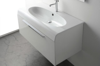 Bowl washbasin  by  Ceramica Globo