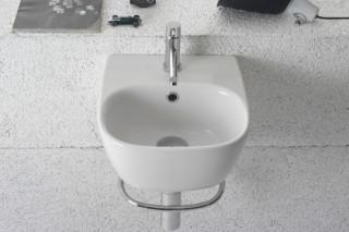 Genesis Waschtisch wandhängend  von  Ceramica Globo