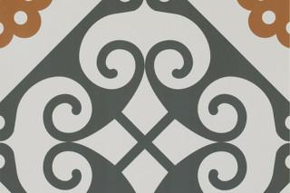 Frame Majolica  by  Ceramiche Refin