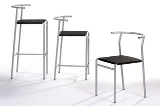 Café bar stool  by  Baleri Italia