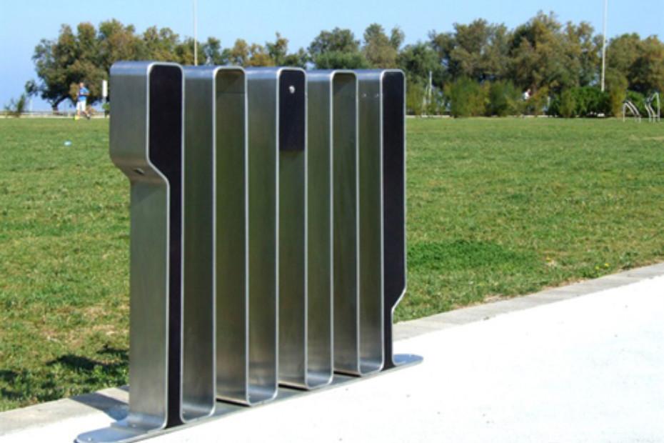 Omega-P bike rack