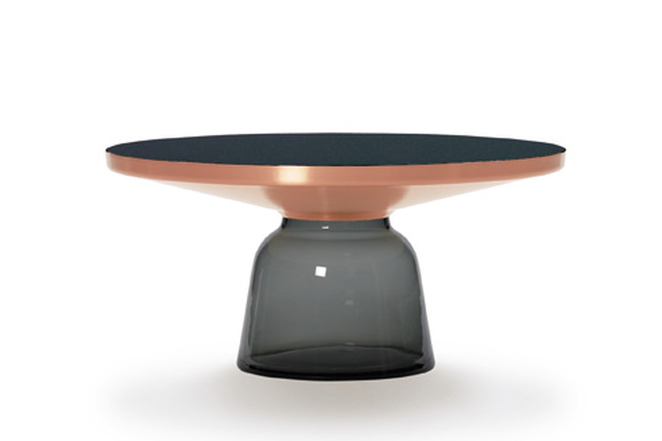 Bell Table Copper