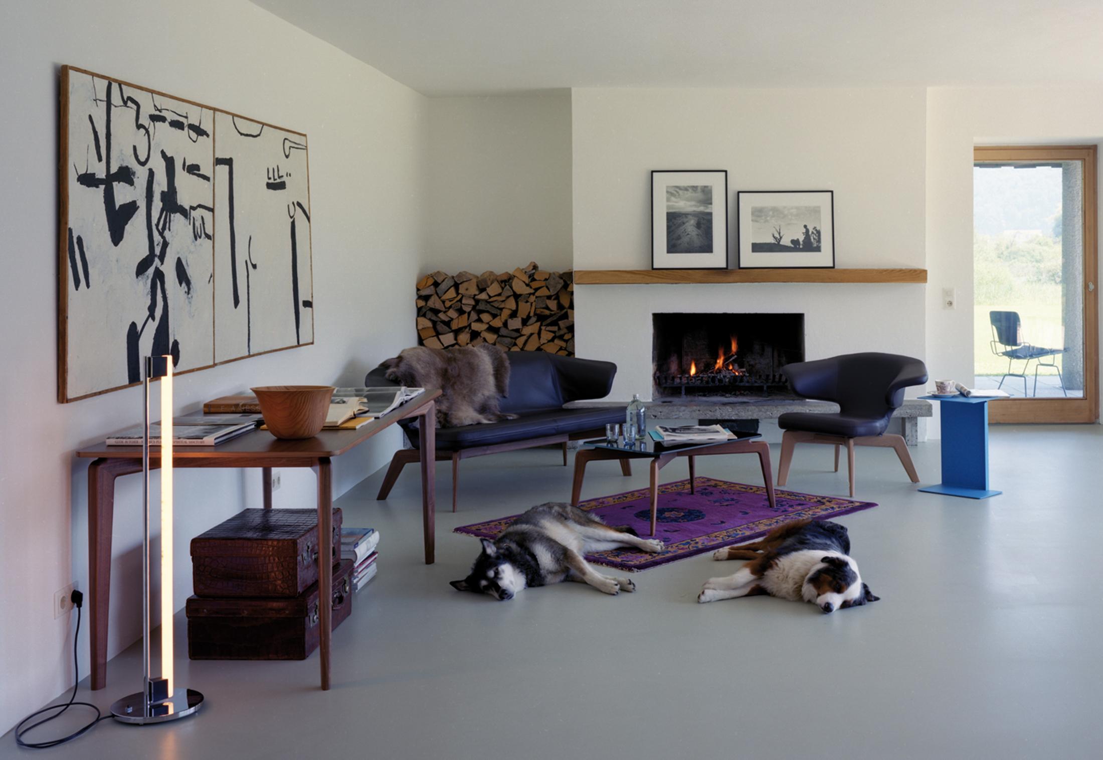 munich sofa von classicon stylepark. Black Bedroom Furniture Sets. Home Design Ideas