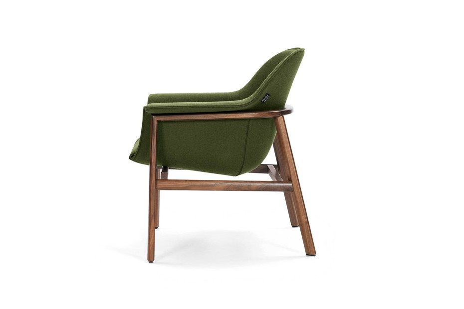 Sedan Lounge Chair Stoff