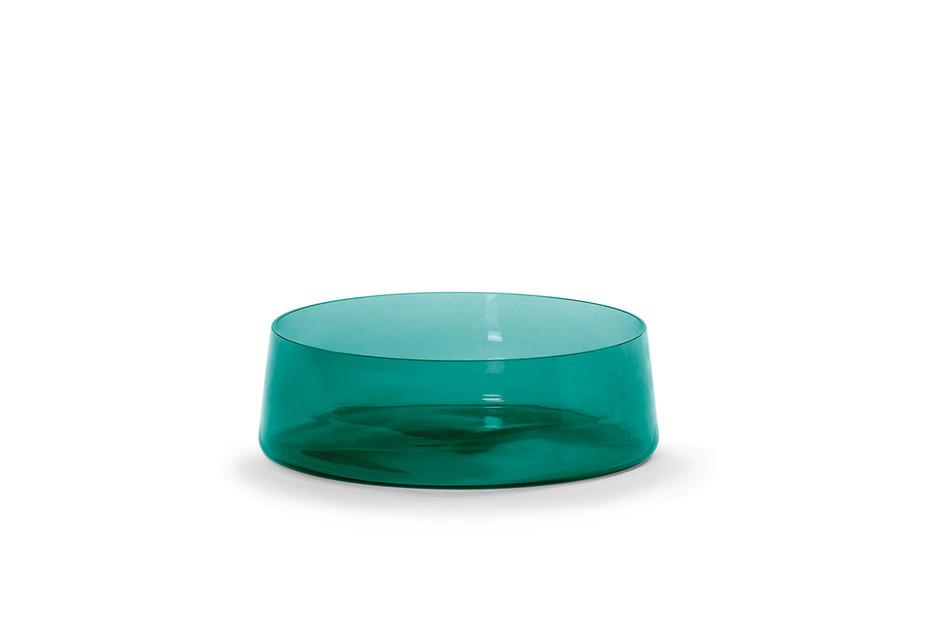 Vase und Schale