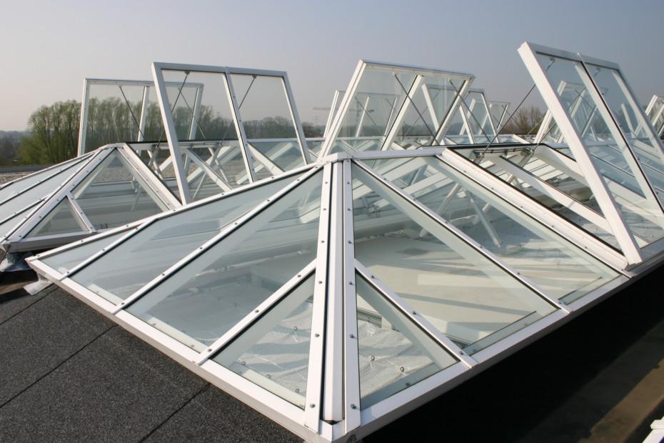 Firelight Ventilation and fire ventilation system
