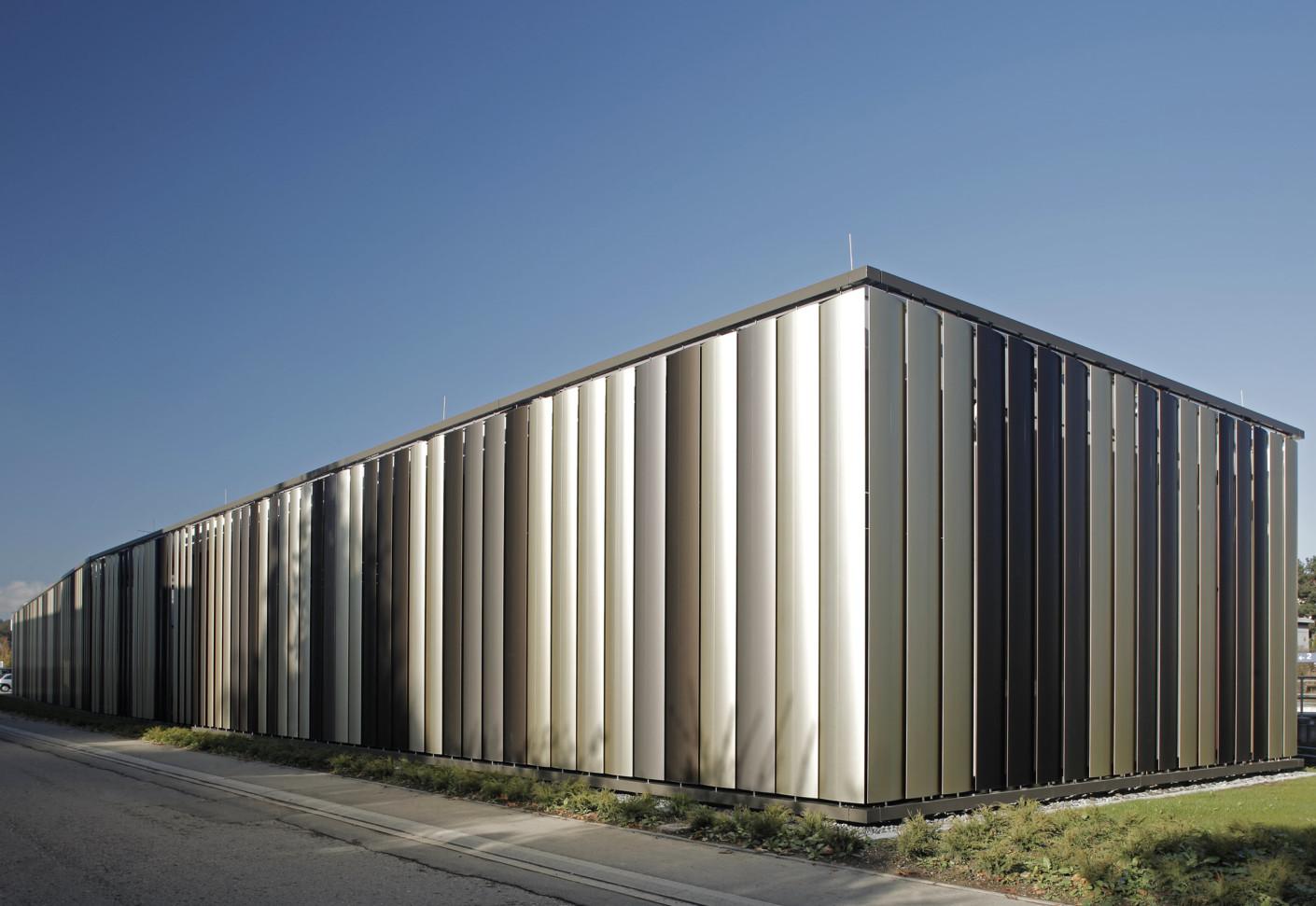 Metal Lamellae Solarfin Cel 600 Bibliothek Du 223 Lingen By