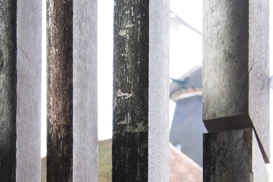 Wooden fins Kaap Skil