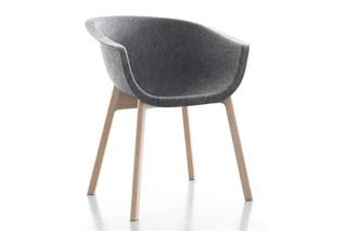 CHAIRMAN chair wood  by  conmoto