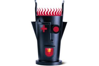 LUCIFER fire devil  by  conmoto