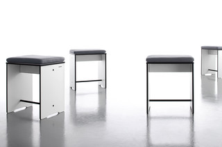 RIVA stool & side table  by  conmoto