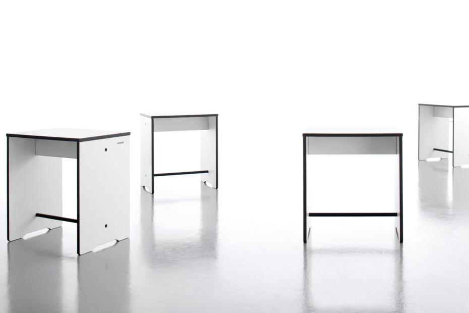 RIVA stool & side table