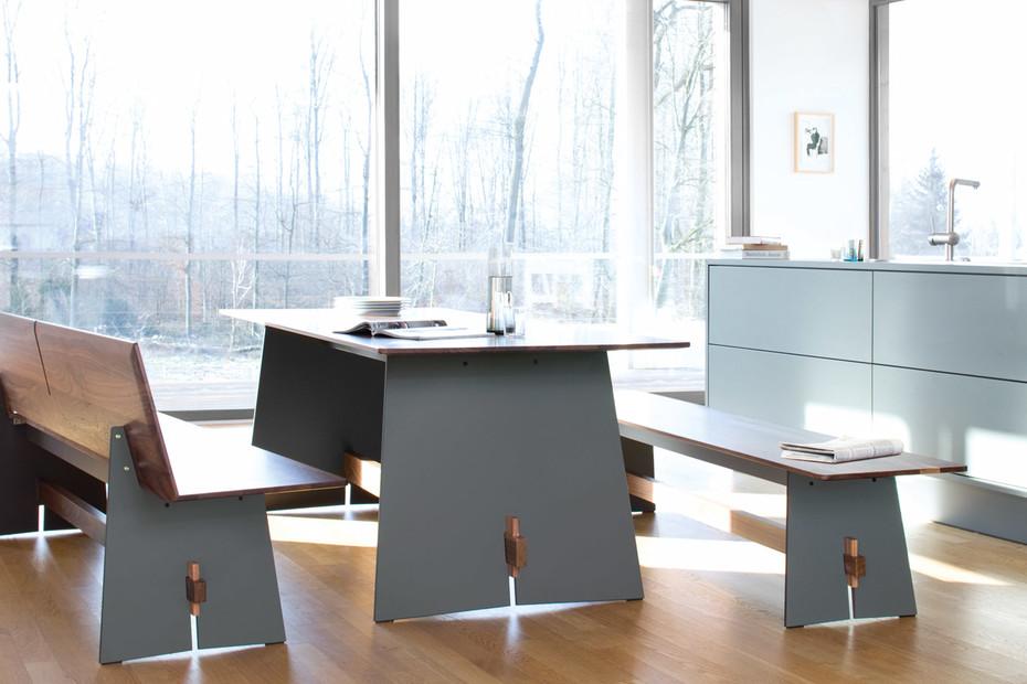 TENSION Wood Tisch