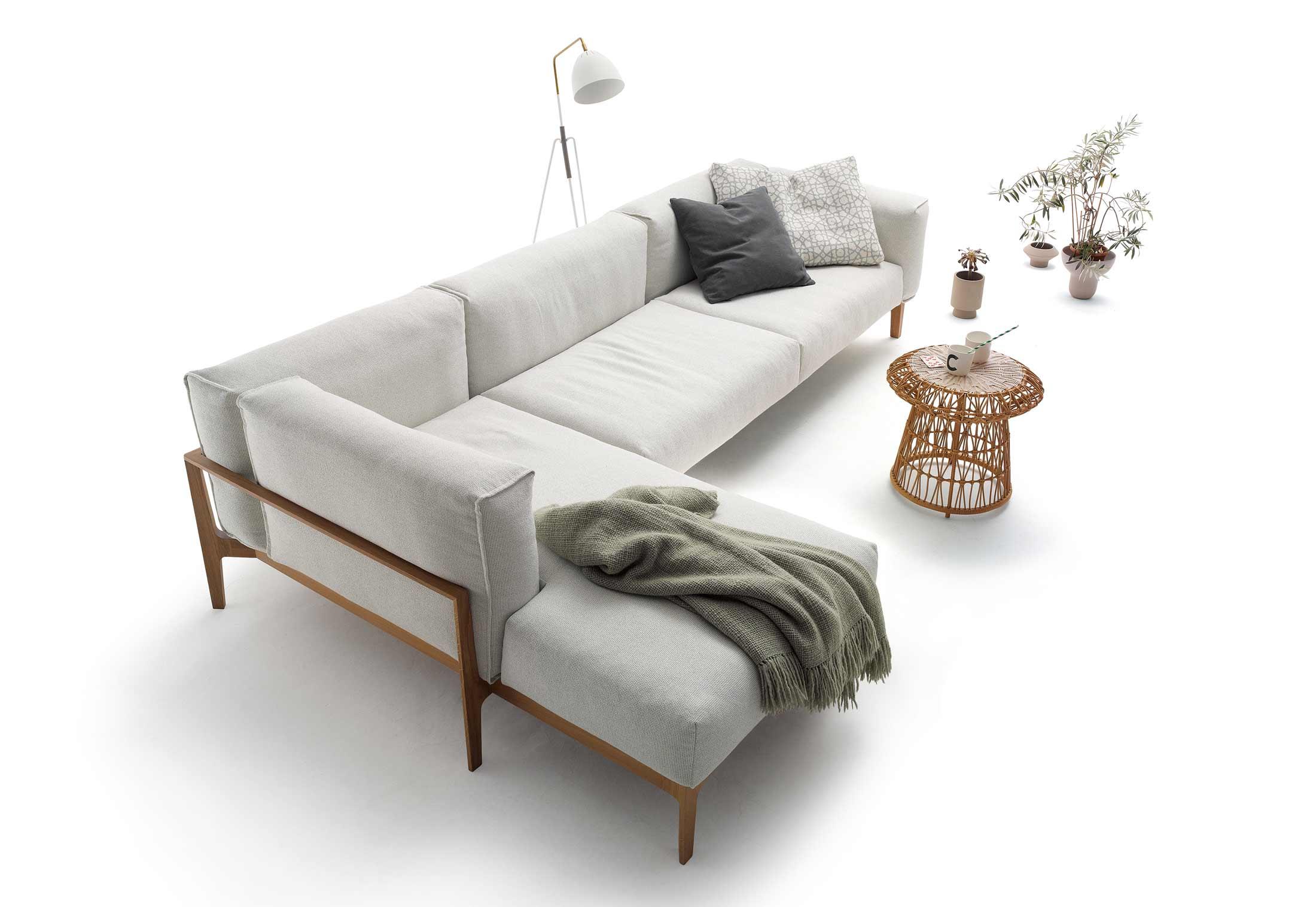 Elm sofa by COR | STYLEPARK