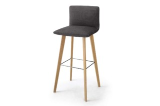 Jalis bar stool  by  COR